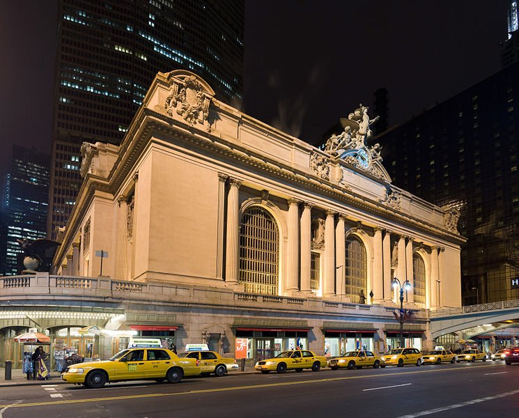 GRAND CENTRAL STATION COMMUNICATIONS SYSTEMS UPGRADE